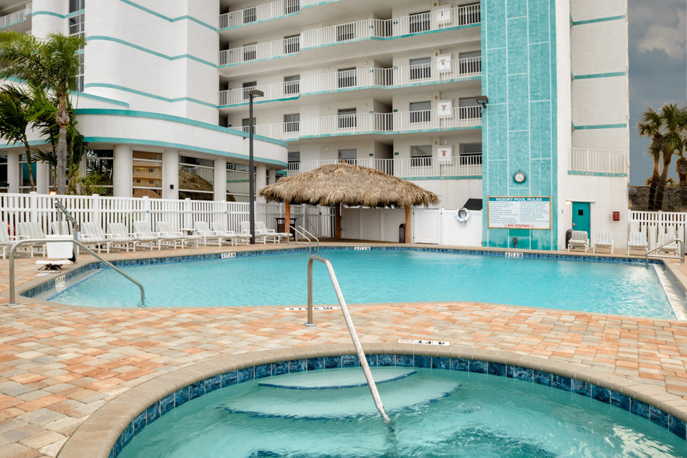 Discovery Beach Resort And Tennis Club Cocoa Florida